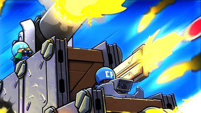 Creating Chain Nukes with New Weapons in the New Forts Moonshot Update!