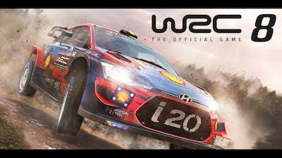#12 WRC 8 Desafio Semanal COPEC Rally Chile Espigado Citroën C3 WRC