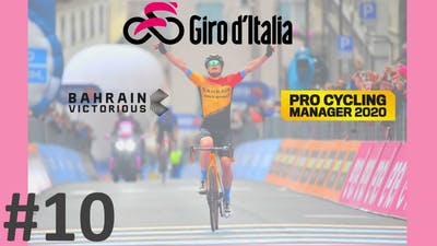 Team Attack | Apjes Giro d'Italia #10 | Pro Cycling Manager 2020