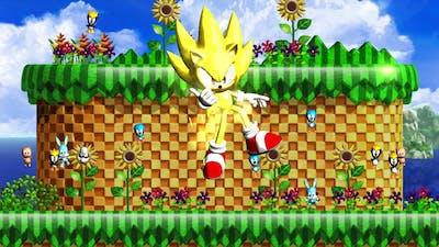 Sonic the Hedgehog 4 Episode 1: Final Boss plus Super Sonic ending