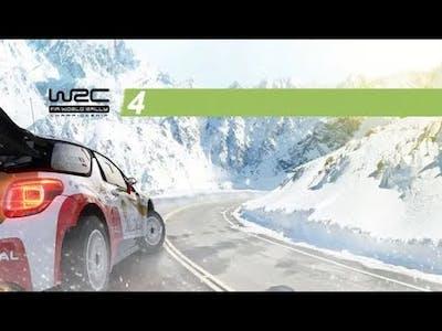 GamePlay Game Wrc 4 fia world Rally Championship