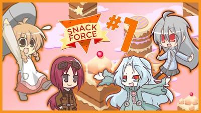 When Pigs Fly | Snackforce Plays 100% Orange Juice #1