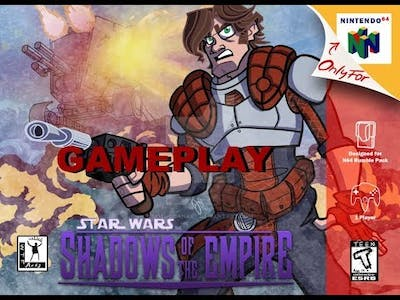 Star Wars Shadows of the Empire GAME PLAY