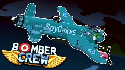 SHIP DEFENSE & OUT OF FUEL! - Bomber Crew Gameplay - Steam Gameplay