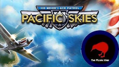 Sid Meier's:Ace Patrol Pacific Skies Mission 5 Wake Island Fish in a Barrel
