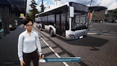 Bus Simulator 18 - FIRST LOOK