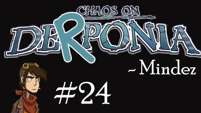 Chaos on Deponia - Part 24 - Laboratory Under Seige