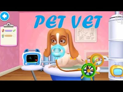Pet Vet Doctor - Care for Animals Tabtale Care & Animal Doctor Care Fun Cute Little Animals
