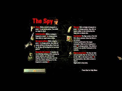 Let's Play Commandos - Behind Enemy Lines - 02 - Tutorial