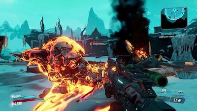 """Borderlands 3  """"Guns, Love, and Tentacles"""" First 12 Minutes of Gameplay"""