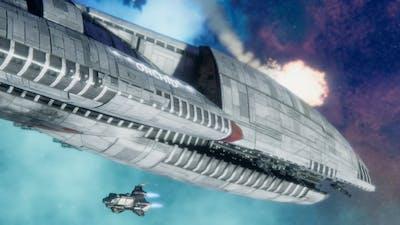 Loss of the Orchid - Battlestar Galactica Deadlock 2020 11 26