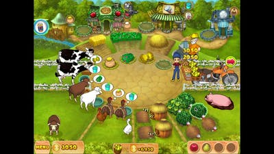 SO MUCH TO DO! Farm Mania Gameplay