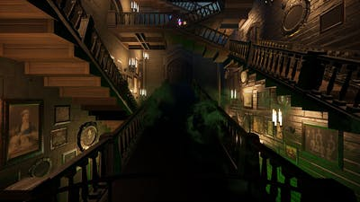 Planet Coaster Spooky Ride Experience