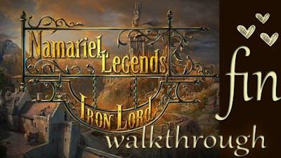 Namariel Legends - Iron Lord ♥ Walkthrough FINAL PART