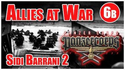 Sidi Barrani 2 | Allies at War 6b | Panzer Corps Gold Let's Play