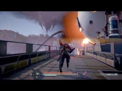 The Surge 2 The Kraken PlayStation 4 pro 4k hdr