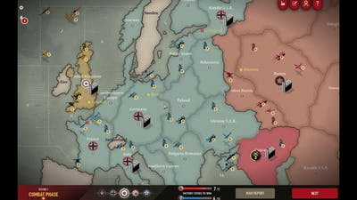 Axis and Allies 1942 Online: Recovering from a bad opener #1