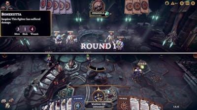 Warhammer Underworlds - Steelhearts vs Orks 3-0 Early Rage Quit