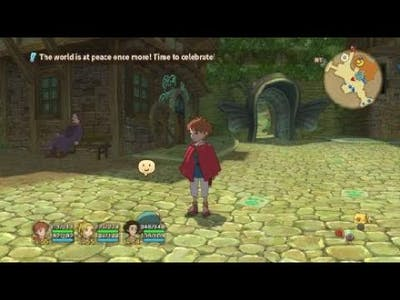 Who was Shaddar?  Ni no Kuni Wrath of the White Witch Remastered