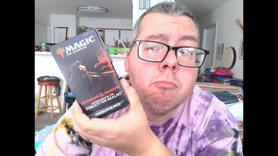 You got your D&D all over my Magic! Opening a Pre-Release Pack