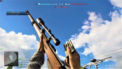 Battlefield 5 All Guns - Sounds and Reload Animations