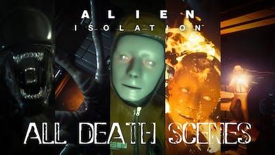 Alien Isolation All Death scenes