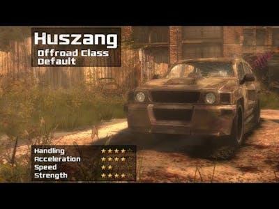 FlatOut 3: Chaos & Destruction - Huszang