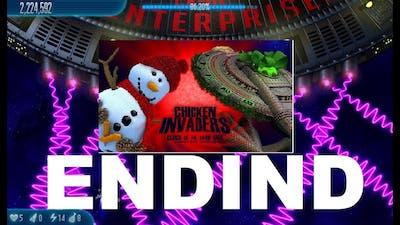 Chicken Invaders 5 FINAL BOSS- ENDING
