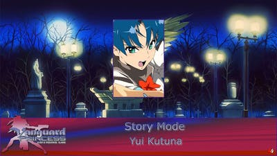 Vanguard Princess: Story Mode - Yui Kutuna