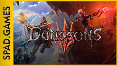 Dungeons 3 (Gameplay)