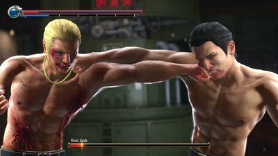 Yakuza Kiwami 2 : Yoshitaka Mine VS Ryuji Goda (Battle of Villains)