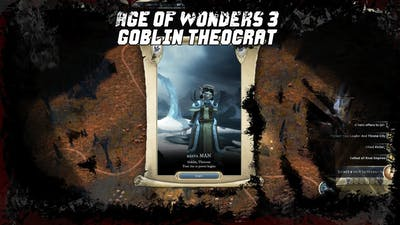 Age of Wonders 3: The Good Goblin Theocrat - The Birth of an Empire!