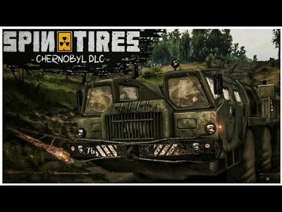 SpinTires-The Original : E-7310 Chernobyl DLC #1