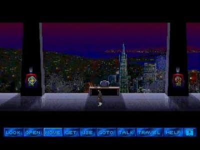 Let's Play Tex Murphy 2 : Martian Memorandum Part 1.7
