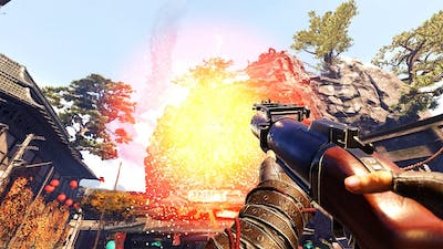 Shadow Warrior 2 All Weapons Gun Sounds and Reload Animations in ULTRA Settings
