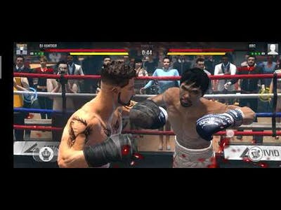 Real Boxing 🥊🥊 Rounds Hot