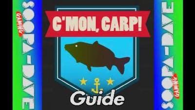 C'mon Carp Competition Guide - Fishing Planet