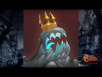King Slime Boss Fight PC HD Battle Chasers: Nightwar