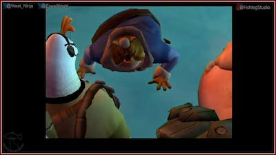 Disney's Chicken Little: Ace in Action [5] - Play Together