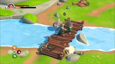 Asterix & Obelix XXL3 The Crystal Menhir (Demo Gameplay) [Nintendo Switch]