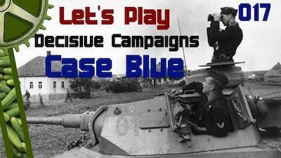 Let's Play Decisive Campaigns: Case Blue - A Short Sitzkrieg