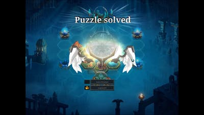 Faeria Solving First 10 Elements Puzzles