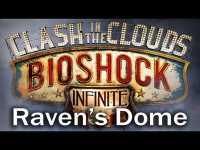 BioShock Infinite Clash in the Clouds DLC Raven's Dome : Rooftop Ruffian : Achievement Unlocked