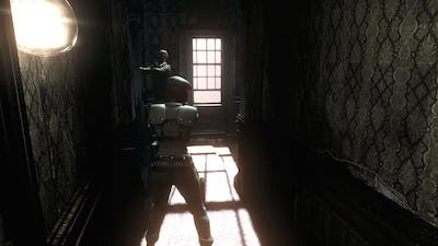 Resident Evil HD Remastered. Part 01. PC