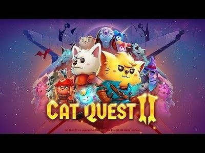 Cat Quest II Part 1