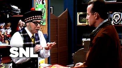 All Things Scottish - Saturday Night Live