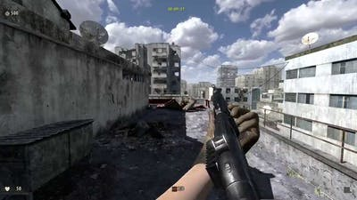 Serious Sam 3: BFE - 01 - Summer in Cairo (Mental x79)