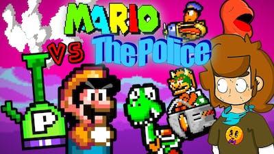 Mario's WEIRD Fan Game! (NIGHTMARE FUEL #2)