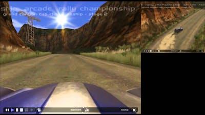 Xpand Rally footage