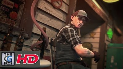 "CGI 3D Animated Short: ""Beerbug"" - by Katue Studio | TheCGBros"